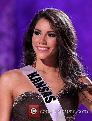 Miss Kansas USA Jaymie Stokes  2011 Miss USA Preliminary Competition at The Theater of Performing Arts at Planet Hollywood...