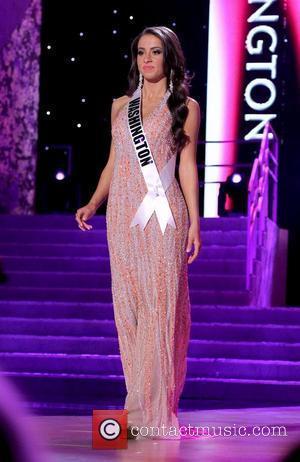 Miss Washington USA Angelina Kayyalaynen  2011 Miss USA Preliminary Competition at The Theater of Performing Arts at Planet Hollywood...