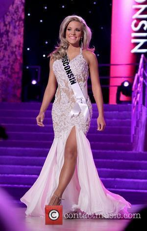 Miss Wisconsin USA Jordan Marie Morkin   2011 Miss USA Preliminary Competition at The Theater of Performing Arts at...