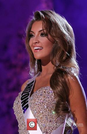 Miss Arizona USA Brittany Brannon   2011 Miss USA Preliminary Competition at The Theater of Performing Arts at Planet...