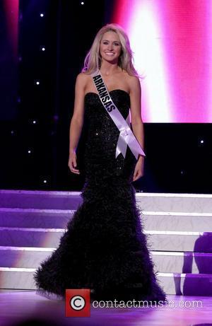 Miss Arkansas USA Lakynn McBride   2011 Miss USA Preliminary Competition at The Theater of Performing Arts at Planet...