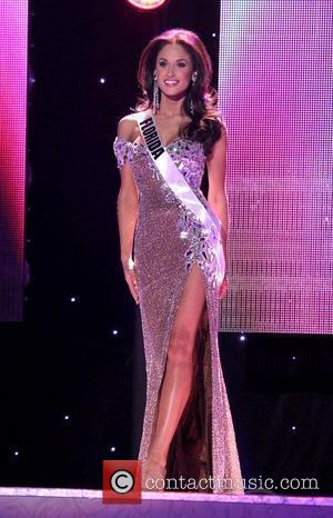 Miss Florida USA Lissette Garcia   2011 Miss USA Preliminary Competition at The Theater of Performing Arts at Planet...