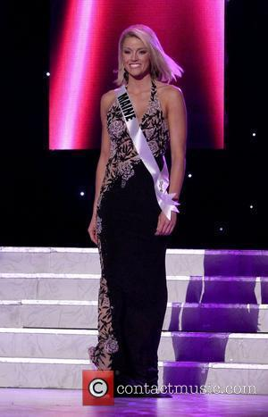 Miss Maine USA Ashley-Lynn Marble   2011 Miss USA Preliminary Competition at The Theater of Performing Arts at Planet...