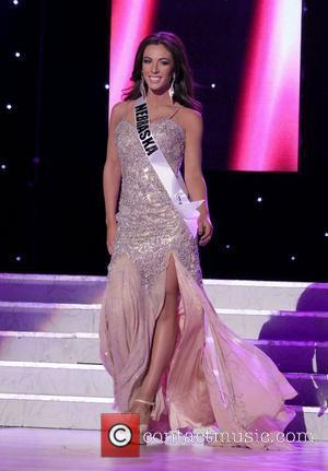 Miss Nebraska USA Haley Herold   2011 Miss USA Preliminary Competition at The Theater of Performing Arts at Planet...