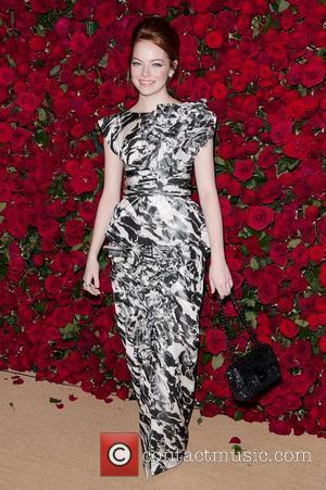 Emma Stone Finally Embraces Pale Skin