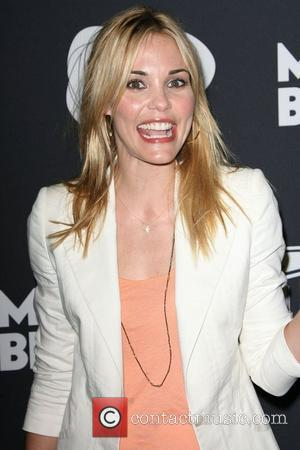 Leslie Bibb Montblanc Presents West Coast Debut of the 24 Hour Plays held at Pier 59 Studios Santa Monica, California...