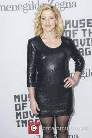 Edie Falco Museum of The Moving Image Salute to Alec Baldwin at Cipriani 42nd Street New York City, USA -...