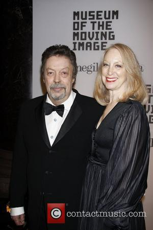 Tim Curry and Marcia Hurwitz Museum of The Moving Image Salute to Alec Baldwin at Cipriani 42nd Street New York...