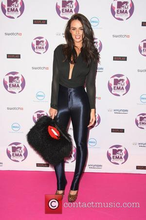 Jennifer Metcalfe The MTV Europe Music Awards 2011 (EMAs) held at the Odyssey Arena - Arrivals Belfast, Northern Ireland -...