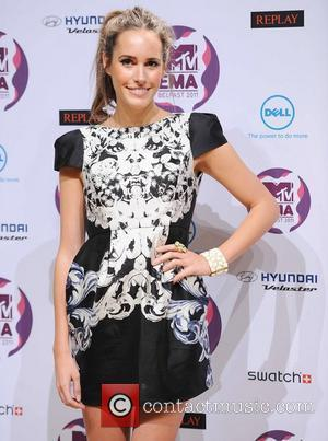 Louise Roe and Mtv Emas