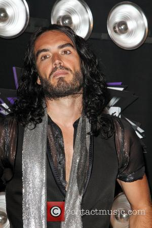 Russell Brand Hopes Wall Street Demo Will Prompt Social Change