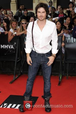 Ian Somerhalder 22nd Annual MuchMusic Video Awards - Arrivals Toronto, Canada - 19.06.11