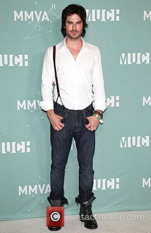 Ian Somerhalder  22nd Annual MuchMusic Video Awards - Press Room Toronto, Canada - 19.6.11