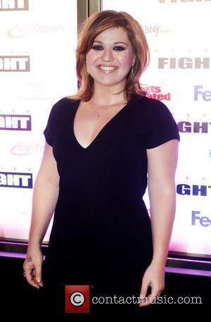 Kelly Clarkson Muhammad Ali Celebrity Fight Night XVII at the JW Marriott Desert Ridge Resort & Spa Phoenix Arizona, USA...