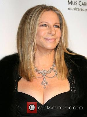 Barbara Streisand 2011 MusiCares Person of the Year Tribute to Barbara Streisand held at the Los Angeles Convention Center Los...