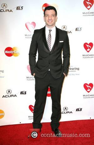 J.C. Chasez 2011 MusiCares Person of the Year Tribute to Barbara Streisand held at the Los Angeles Convention Center Los...