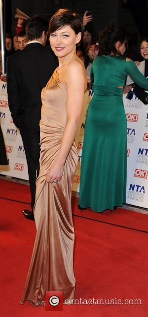 Emma Griffiths  The National Television Awards 2011 (NTA's) held at the O2 centre - Arrivals London, England - 26.01.11