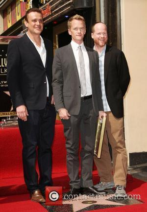Jason Segel, Joss Whedon, Neil Patrick Harris and Walk Of Fame
