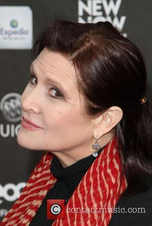 Carrie Fisher Logo's 2011 'NewNowNext' Awards held at Avalon - Arrivals  Los Angeles, California - 07.04.11