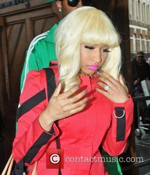 Nicki Minaj Reveals She Has Never Met Cheryl Cole
