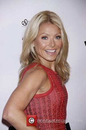 Kelly Ripa and Mark Consuelos  Opening night of the Broadway production of 'The Normal Heart' at the Golden Theatre...