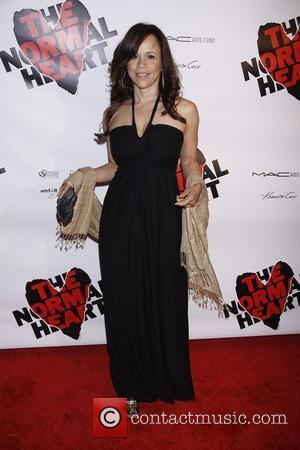 Rosie Perez  Opening night of the Broadway production of 'The Normal Heart' at the Golden Theatre - Arrivals. New...