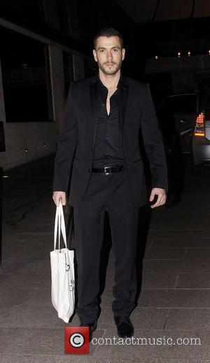 Simon Cowell Drops Pop Star Shayne Ward