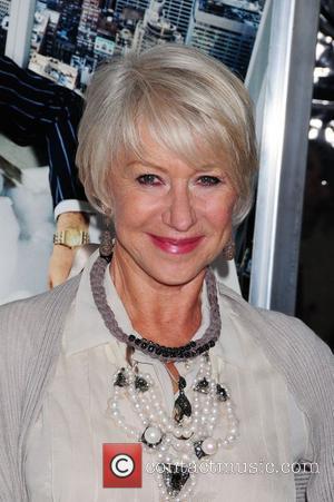 Dame Helen Mirren's Four-letter Gaffe On Live Tv