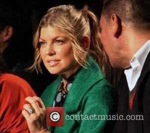 Fergie Joins Duhamel For Charity Run On Her Birthday