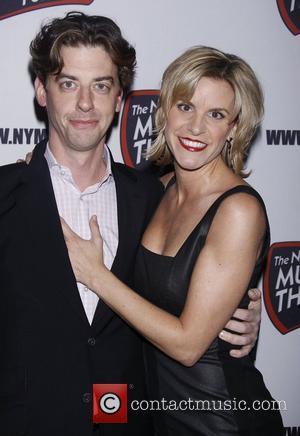 Christian Borle and Jenn Colella  The New York Musical Theatre Festival's Eighth Season Awards Gala at the Hudson Theatre...
