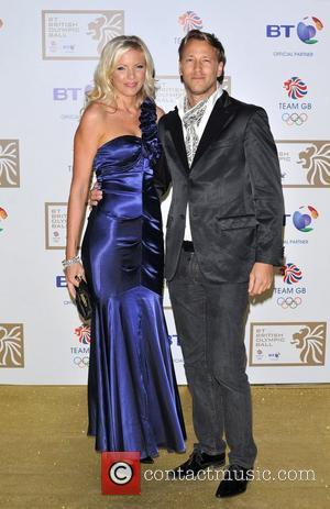 Rick Parfitt Jr BT Olympic Ball held at Olympia - Arrivals. London, England - 07.10.11