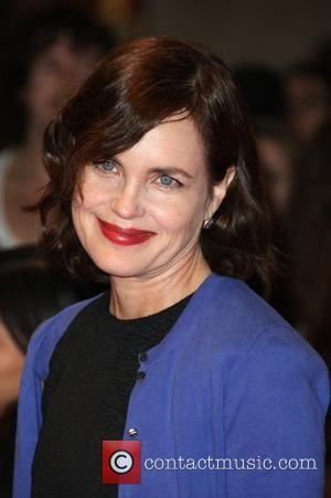 Elizabeth McGovern One Day - UK film premiere held at the Vue Westfield - Arrivals London, England - 23.08.11
