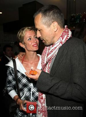 Lisa Dwan and Michael Wincott The grand opening of the new OnePiece store in West Hollywood Los Angeles, California -...
