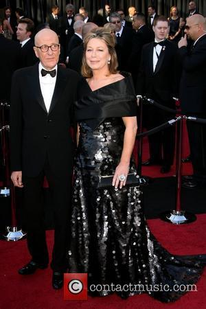 Geoffrey Rush and Jane Menelaus  83rd Annual Academy Awards (Oscars) held at the Kodak Theatre - Arrivals Los Angeles,...