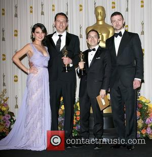 Mila Kunis, Justin Timberlake, Academy Of Motion Pictures And Sciences and Academy Awards