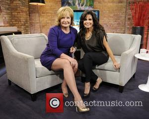 Marilyn Denis and Marie Osmond  appearing on CTV's 'Marilyn Denis Show'  Toronto, Canada - 12.07.11