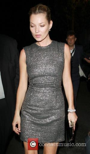 Kate Moss, Emma Watson And Welch Top U.k. Best Dressed List