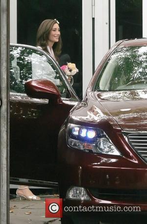 Nancy Shevell Wears Stella Mccartney At Wedding