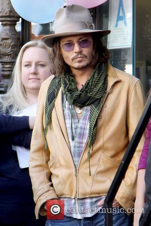 Johnny Depp & Bardem Join Penelope Cruz For Star Honour