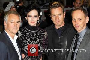 Dennis Lawson, Eva Green, Ewan McGregor and Ewen Bremner,  Perfect Sense film UK premiere held at the Curzon Soho...