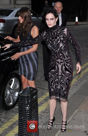 Eva Green Perfect Sense film UK premiere held at the Curzon Soho - Arrivals. London, England - 04.10.11