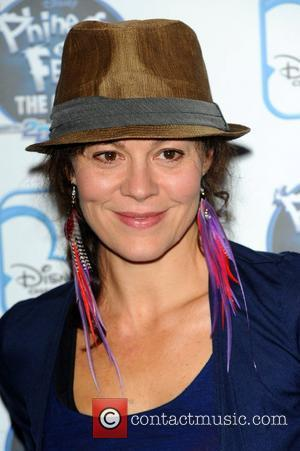 Helen McCrory The UK premiere of Disney's 'Phineas and Ferb: Across 2nd Dimension' at Apollo Piccadilly Circus London, England -...