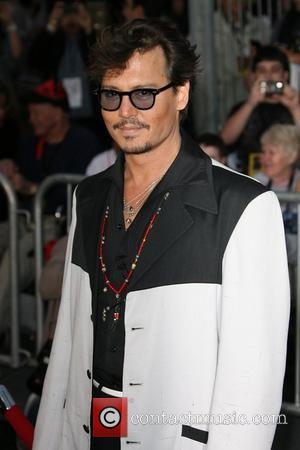 Depp Suffered 'Monstrous' Back Injury