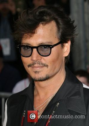 Johnny Depp Pirates Of The Caribbean: On Stranger Tides World Premiere held at Disneyland Anaheim, California - 07.05.11