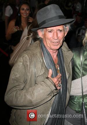 Keith Richards Pirates Of The Caribbean: On Stranger Tides World Premiere held at Disneyland Anaheim, California - 07.05.11