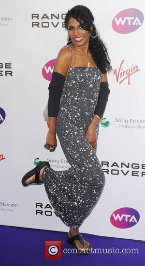 Sinitta at Pre- Wimbledon Party at Roof Gardens, London, England- 16.06.11