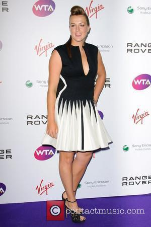 Anastasia Pavlyuchenkova Pre-Wimbledon Party held at The Roof Gardens - Arrivals. London, England - 16.06.11