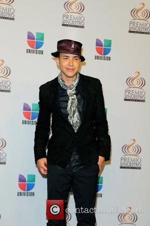 Prince Royce Univision's Premio Lo Nuestro a La Musica Latina Awards at American Airlines Arena in Miami  Florida, USA...