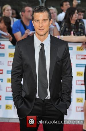 Bear Grylls 2011 Pride of Britain Awards held at the Grosvenor House - Arrivals. London, England - 03.10.11