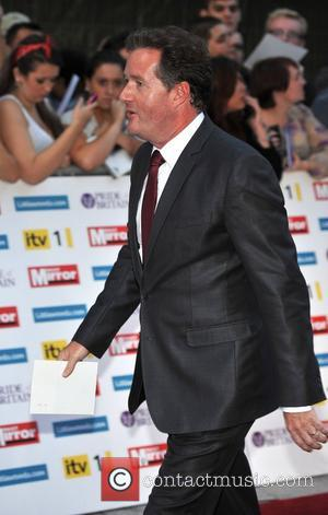 Piers Morgan 2011 Pride of Britain Awards held at the Grosvenor House - Arrivals. London, England - 03.10.11